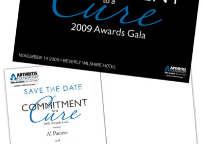 Commitment To A Cure Logo Design