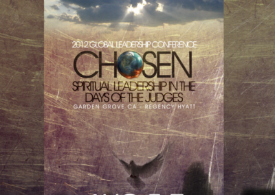 Chosen Leadership Conference Logo and Design